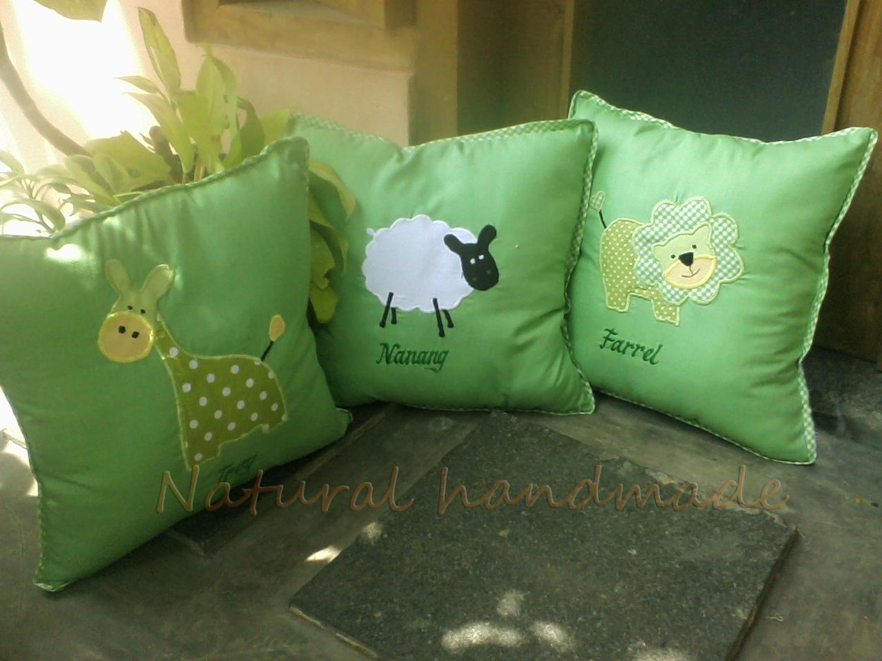 Bantal handmade Animal Series