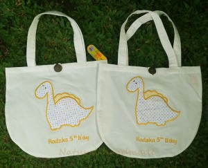 "Goody bag blacu ""dino"""