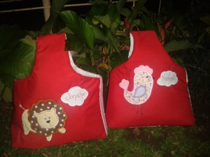Goody bag aplikasi-handmade