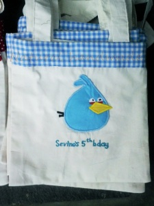 Angry Bird Biru