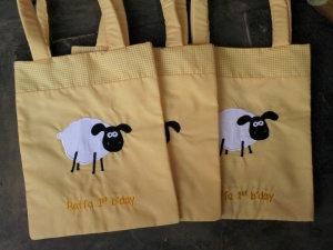 Yellow Shaun The Sheep