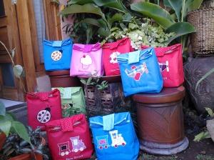 Aneka lunchbag paper bag handmade