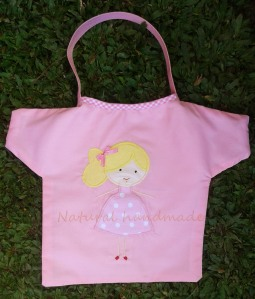 Goody bag handmade-baju-cute girl