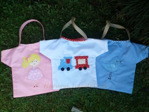 goody bag handmade-baju