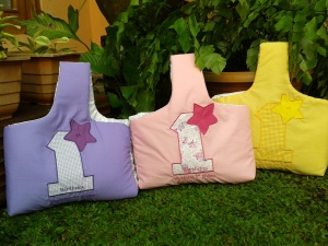Goody bag handmade-keranjang 1st birthday