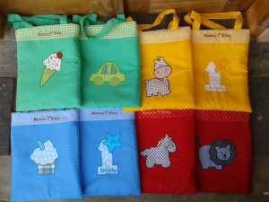 Goody bag handmade-aneka warna