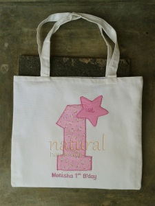 Goody bag pink nan cantik