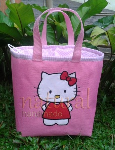Lunch Bag Hello Kitty