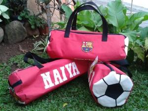 "Sport bag ""Bola"" Merah"