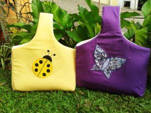 Lady Bug & Kupu-Kupu