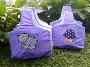 Goody Bag Keranjang Ungu