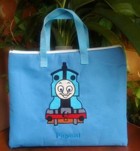 "Gadget bag ""Thomas Train"""