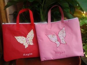 Gadget bag - Kupu-kupu