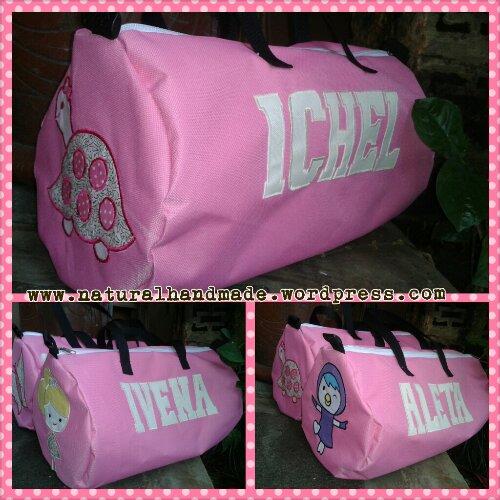 Sport bag untuk anak perempuan
