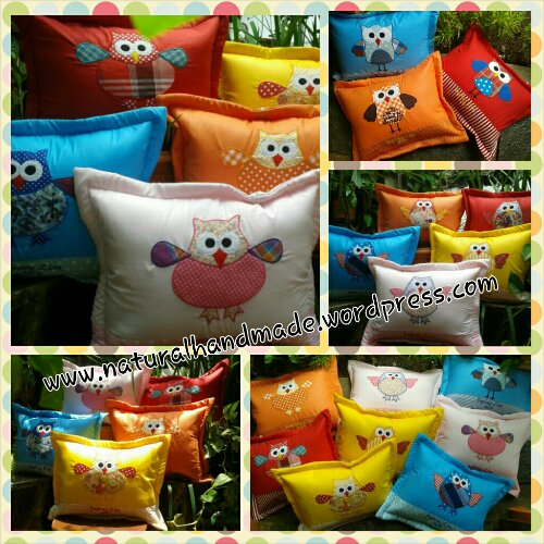 Goodie bag bantal-owl series