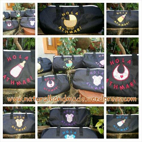 Goodie bag untuk aqiqah