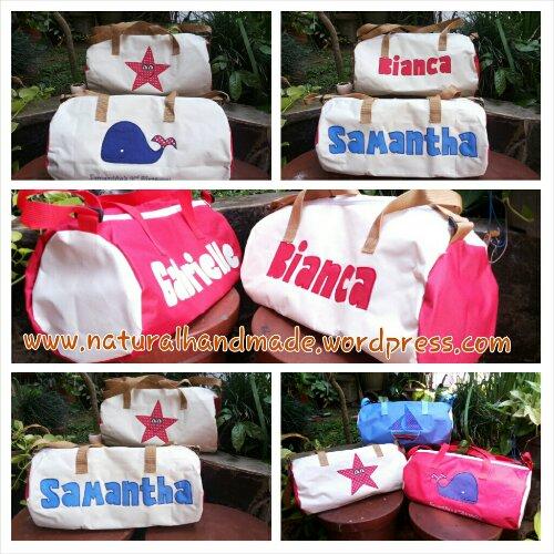 Sport bag-sailor series
