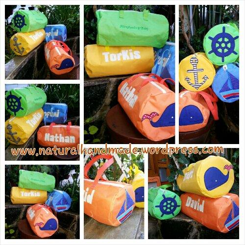 Sport Bag- sailor series nautica