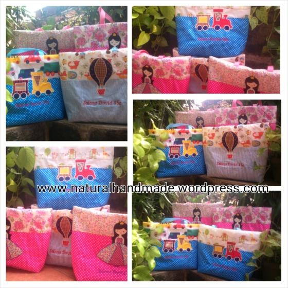 Goodie bag untuk anak laki-laki dan perempua