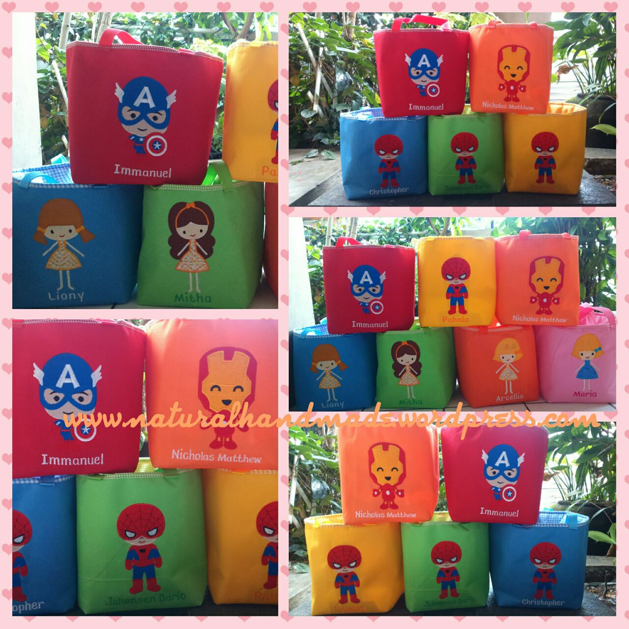 Lunch Bag Kotak Avenger