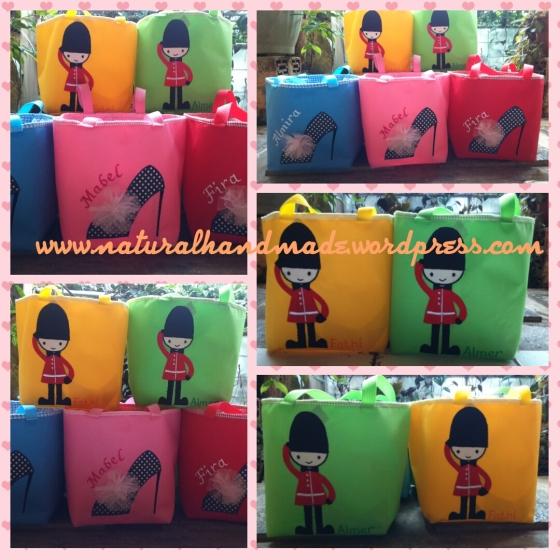 goody bag - lunch bag kotak