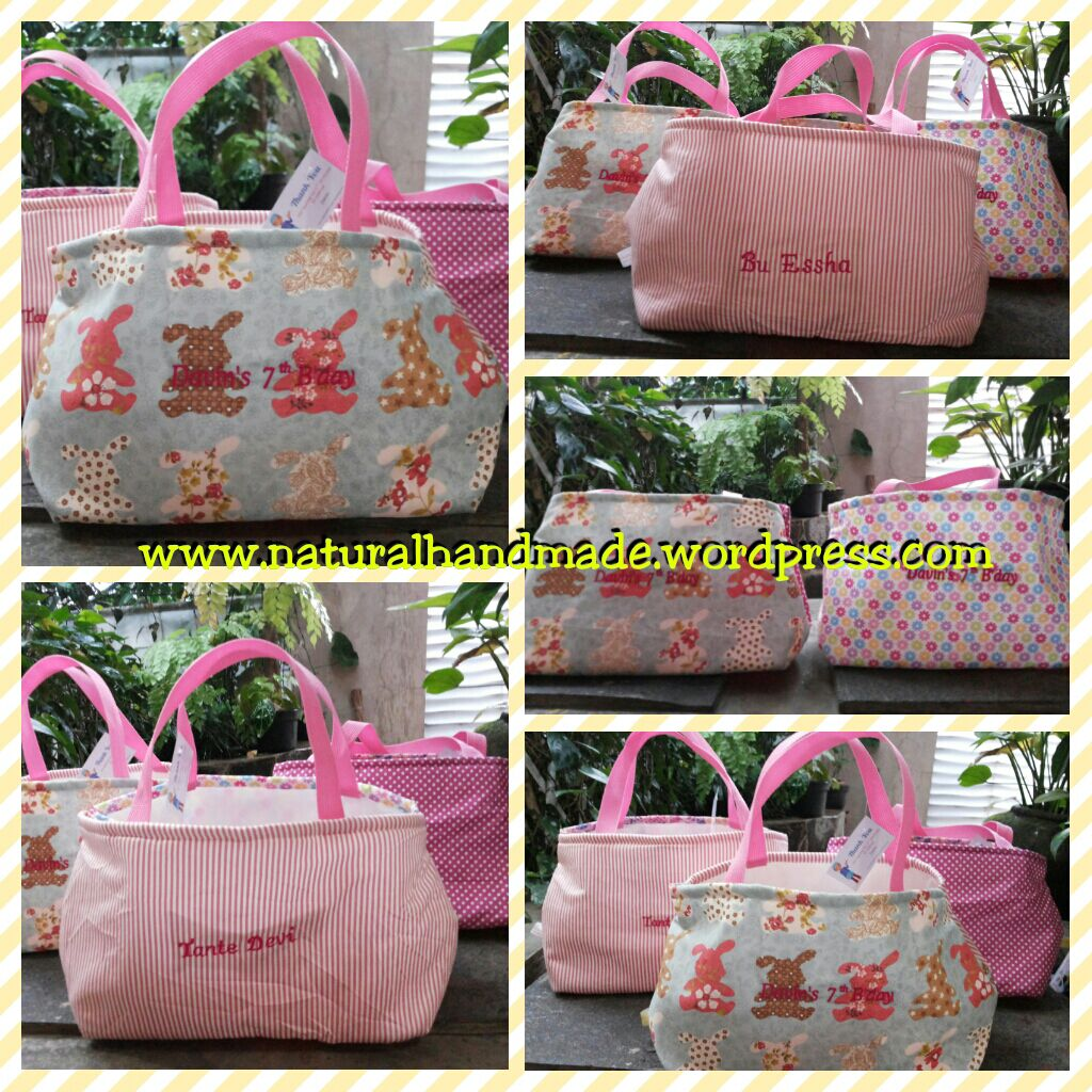 Goody Bag - Mini SHopping Bag