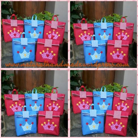Goodie bag ulang tahun anak unik