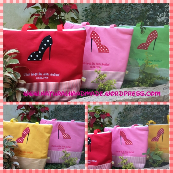 goodie bag ulang tahun stiletto